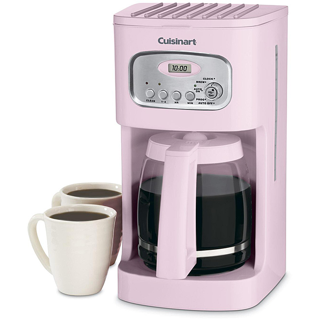 Cuisinart-DCC-1100PK-Pink-12-cup-Programmable-Coffeemaker-L13011612